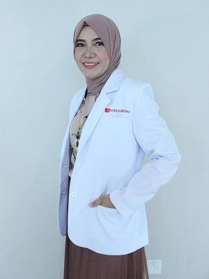dr. Fivien Ferdiani., Sp.T.H.T.K.L