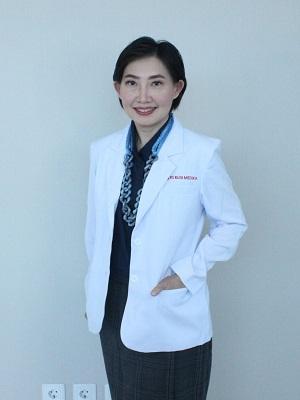 dr. Kristin Handojo., Sp.A