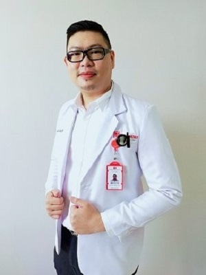 dr. Luther Theng., Sp.S